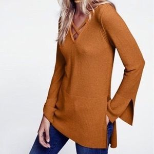 Free people ginger root tunic